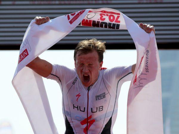 Kristian Blummenfelt stabilisce il record nell'Ironman 70.3