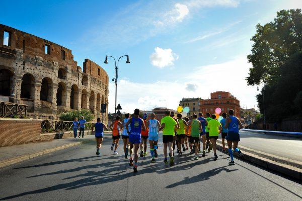 Maratona Internazionale di Roma tante novità e una promozione imperdibile