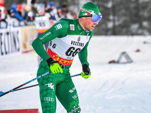 Tour de Ski: De Fabiani secondo nella 15 km TC in Val di Fiemme