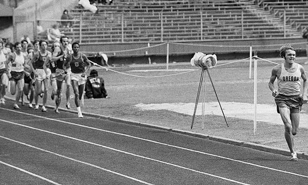 Steve Prefontaine, il baffo dell'Oregon