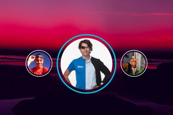 Riccardo Guggiola, unire tutti i triatleti-lavoratori