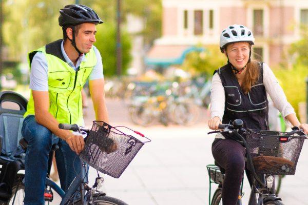 B'Safe Smart Airbag per i ciclisti