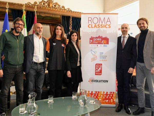 Roma Classic, la sfida degli sportivi di razza