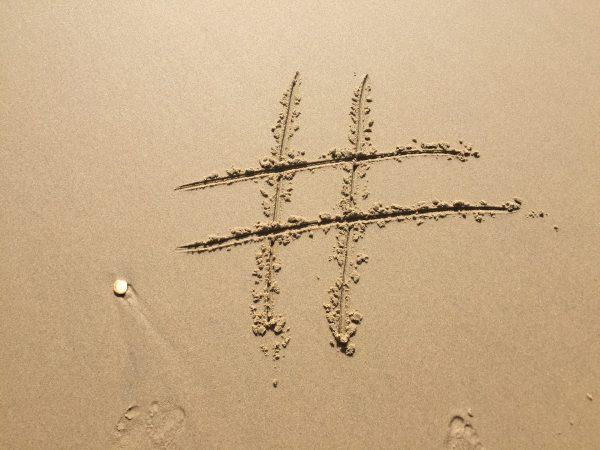 Running Foto e Hashtag