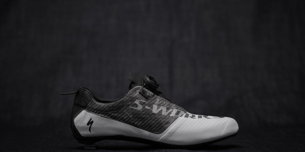 S-WORKS EXOS scarpe nate per andare veloce.