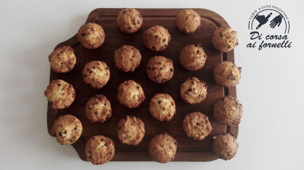 Ricetta muffin proteici al cocco senza glutine e lattosio