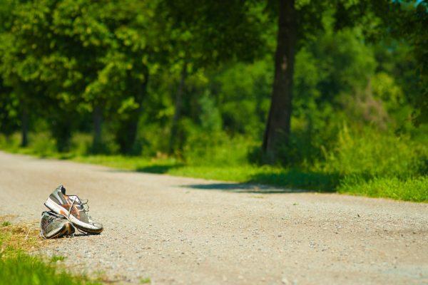 Quanto dura una scarpa da running