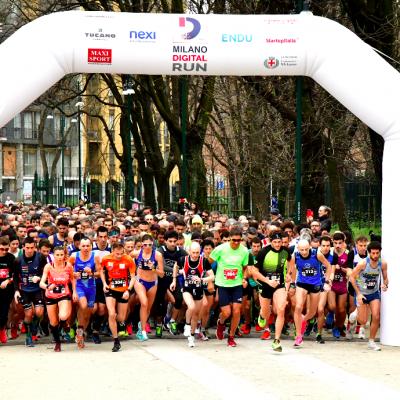 Milano Digital Run: mille partecipanti alla festa del running targata ENDU