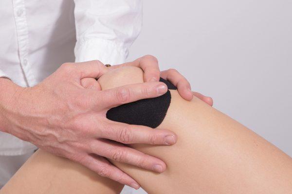 Borsite al ginocchio