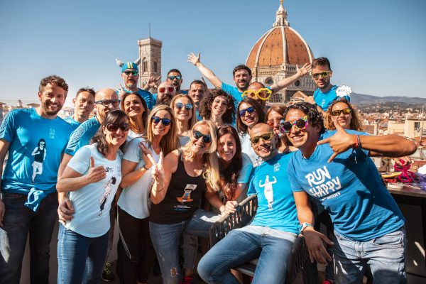 Brooks Run Happy Team: nasce la community di runner che unisce l'Europa