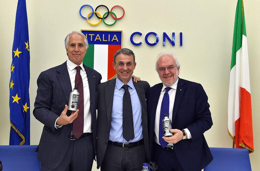 Siglato protocollo per l'ambiente. Lo sport italiano diventa 'plastic free'