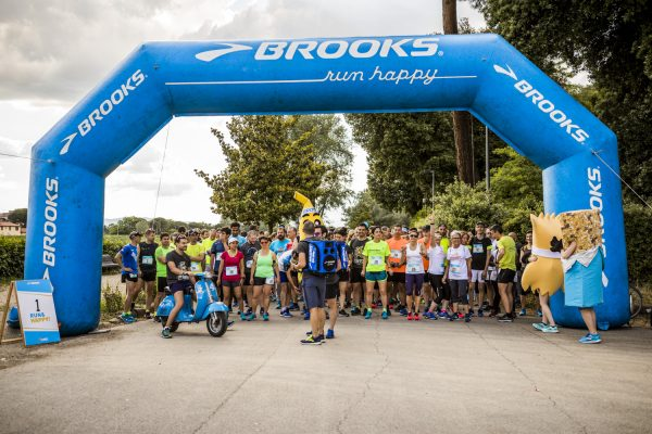 Torna Brooks Run Happy Tour