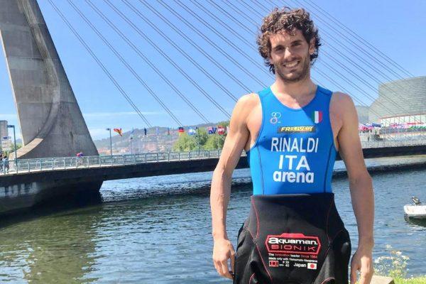Decimo posto per Filippo Rinaldi ai Campionati Mondiali di Triathlon Cross