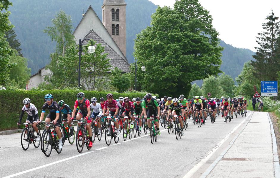 Il Giro d'Italia a Predazzo anticipa la 13° Edizione della Marcialonga Craft