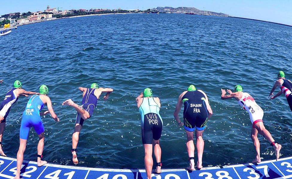 ITU Triathlon World Cup Cagliari 2019, manca pochissimo…