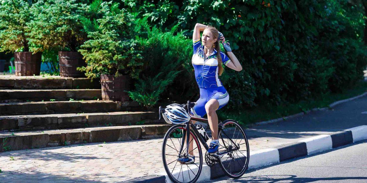 Stretching per ciclisti: 3 esercizi per evitare fastidi