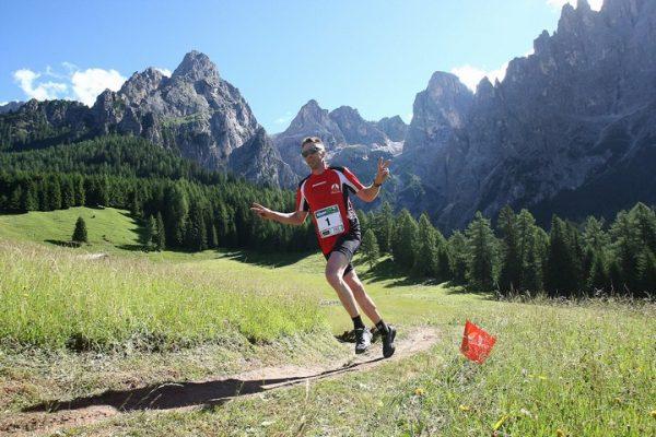 Primiero Dolomiti Marathon prestigiosa nazionale di corsa in montagna in ritiro a Primiero