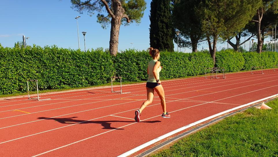Test Salomon Sonic RA 2 W by Eleonora Gardelli
