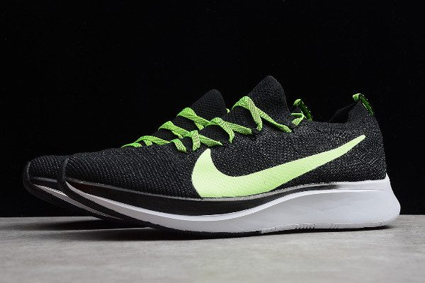 Nike Zoom Fly Flyknit, spinta da campioni