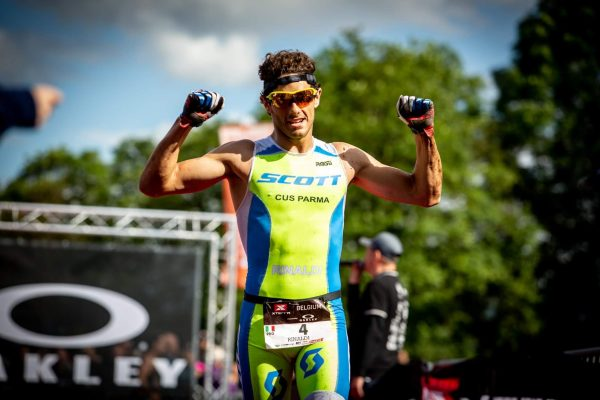 Rinaldi inarrestabile: in Belgio sale nuovamente sul podio X-Terra