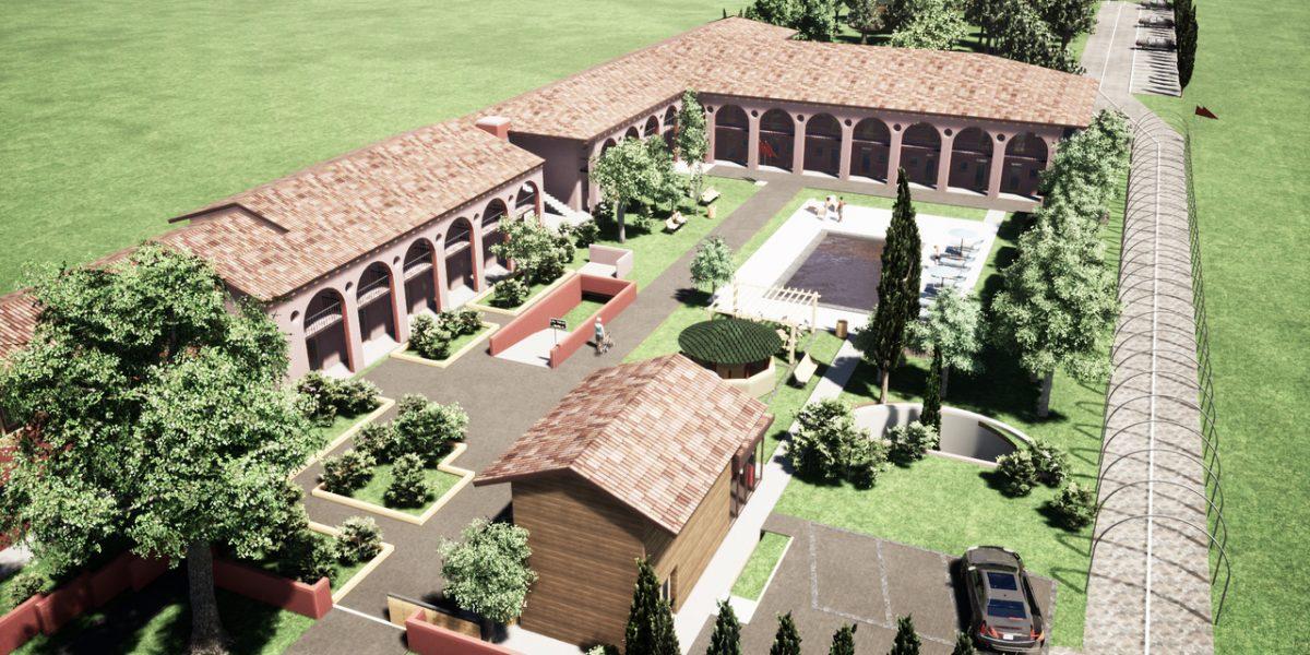 Montello Bike Resort, il futuro in arrivo.