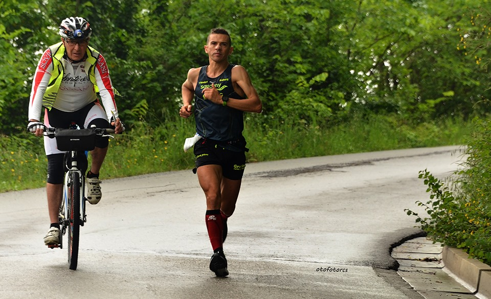 Paolo Bravi vincitore della Nove Colli Running: È partito tutto per scherzo