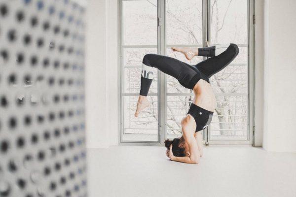 Lo yoga e la corsa