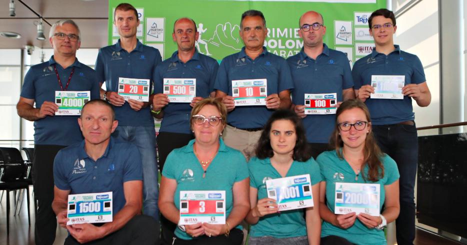 Primiero Dolomiti Marathon 2019: un'edizione ricca di fuoriclasse