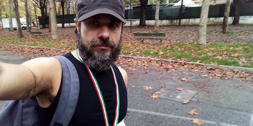 Stefano Romano, Nove Colli Running 202,4km: è sempre la testa che muove le gambe