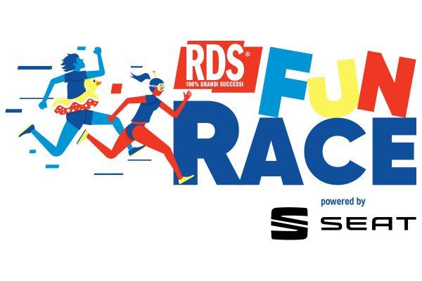 RDS FUN RACE powered by SEATla corsa più pazza dell'estate!