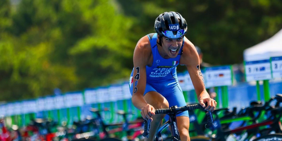 Test event Olimpico: gli Azzurri ad un soffio dal podio in staffetta mista