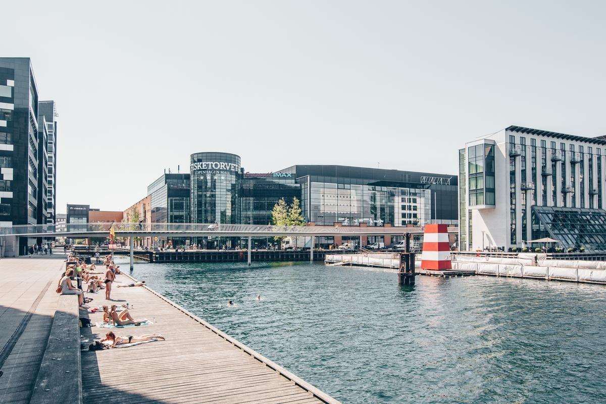 Isole Brygge Harbour Baths - Copenaghen, Danimarca