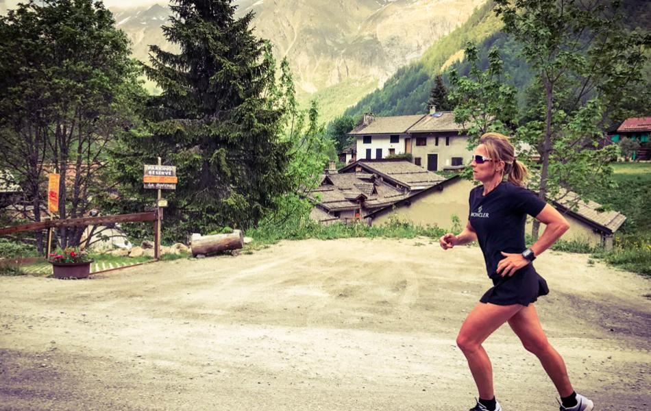 Ivana Di Martino ci presenta la sua prossima sfida: Run Everesting