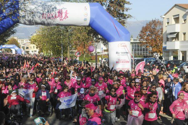 Meno di due mesi alla Corri in rosa 2019: superata quota 2000 iscritte