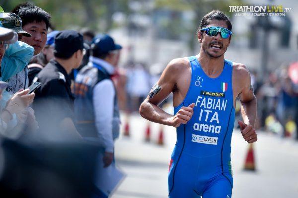 Alessandro Fabian solo 15° in Coppa del Mondo di triathlon
