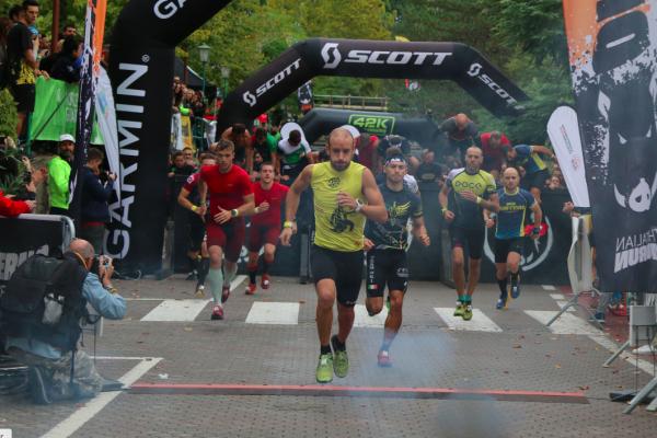 Alessandro Coletta e Francesca Dambruoso conquistano all'Inferno il Campionato Italiano OCR