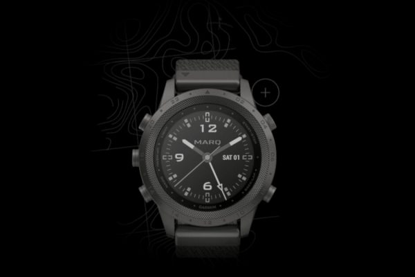 Garmin MARQ Commander: il tool watch dall'anima intrepida
