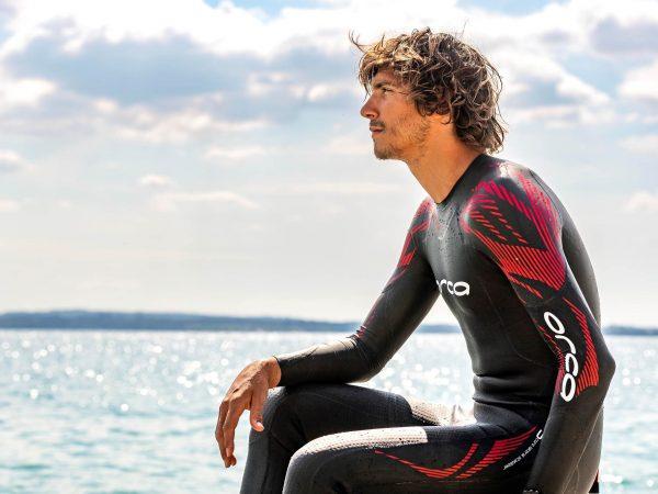 Il grido del triatleta Fabian in difesa dell'ambiente