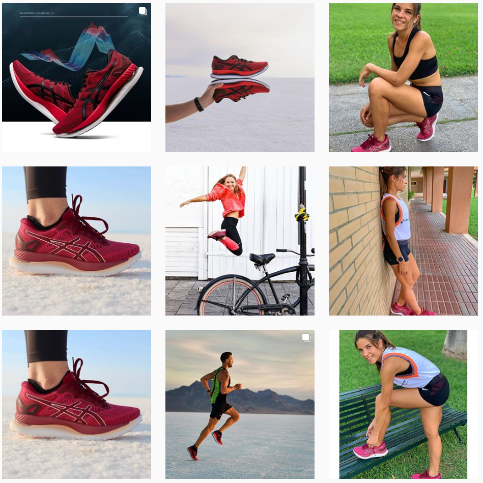 ASICS GlideRide™ on Instagram