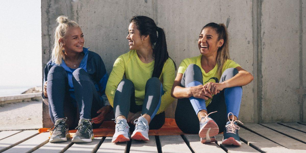 Il programma di crescita ASICS TENKAN-TEN presenta i nuovi innovatori in sport e benessere