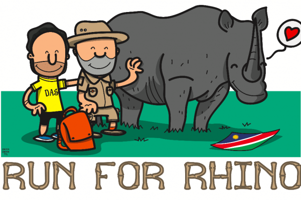 Run For Rhino