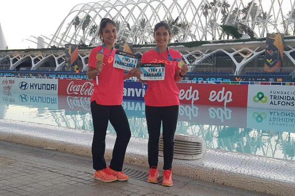 ENDUdream categoria Experience, Barbara e Francesca Vassallo conquistano Valencia