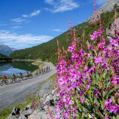 """Il giro d'Italia 2020 """"tocca"""" il cuore dell'Alta Valtellina Bike Marathon"""