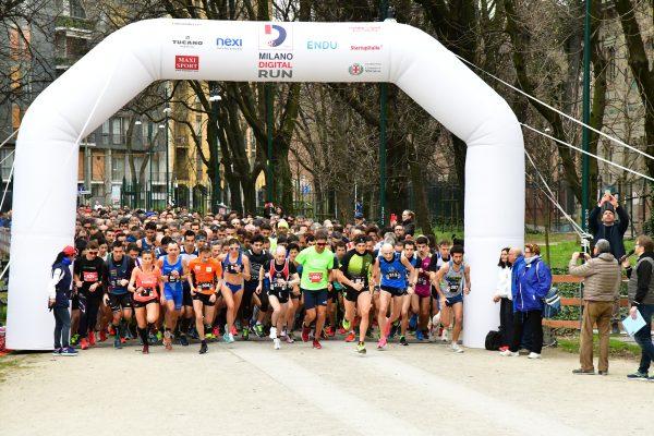 Digital Run Virtual Edition, la corsa con la Milano Digital Week