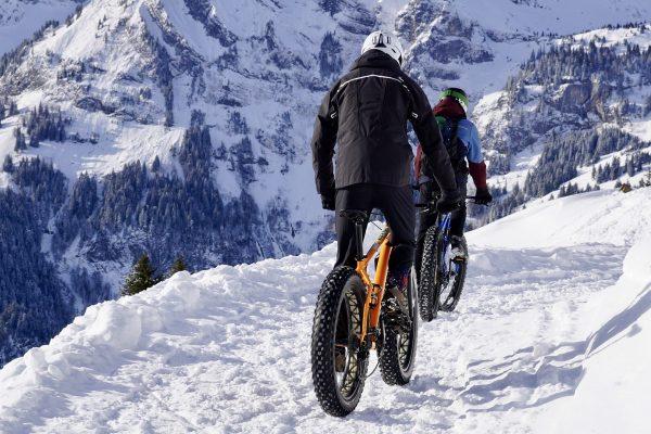 STOP con i panettoni, torniamo a pedalare.