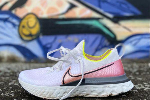 "Nike React Infinity Run, una scarpa bella e ""brava"""