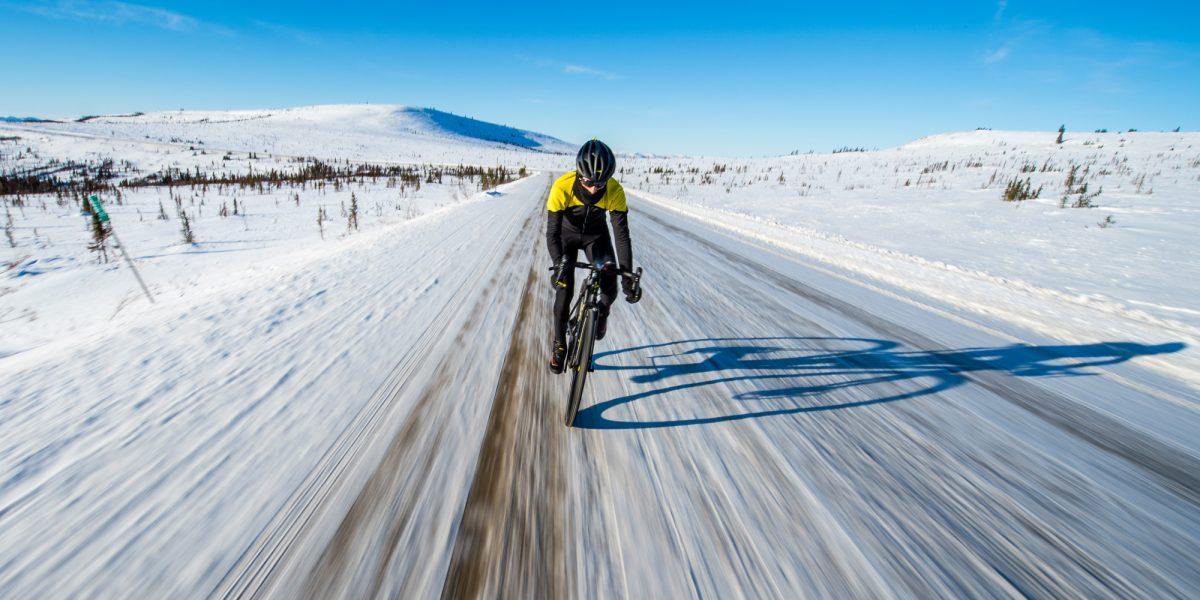 Omar Di Felice è pronto per attraversare il deserto del Gobi