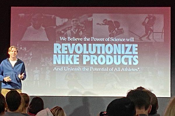 Nike React Infinity Run, il lancio a Monaco