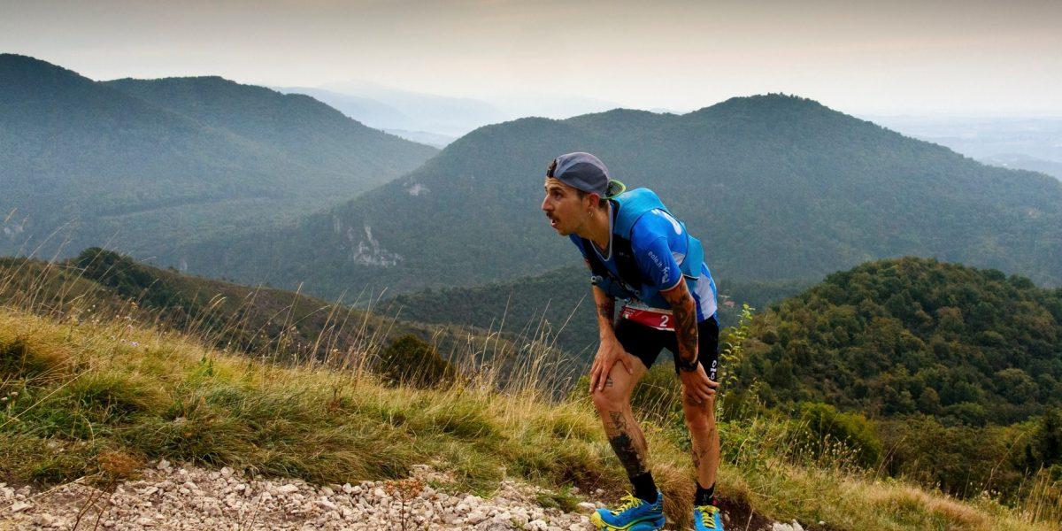 Il Campione Italiano di Trail running, Stefano Rinaldi