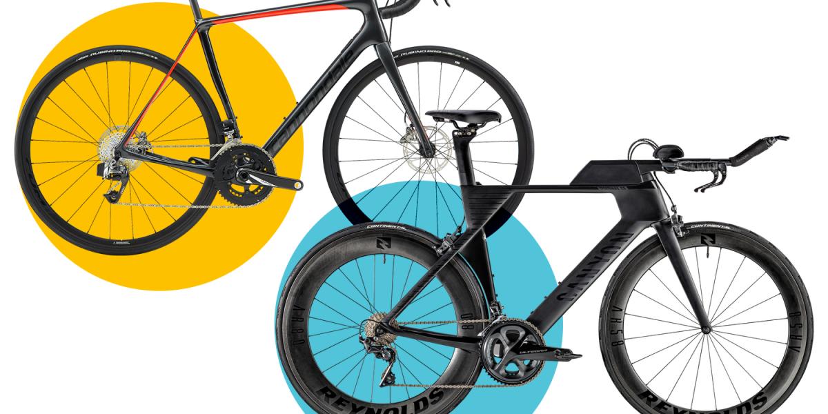 Bici da strada o bici da triathlon?